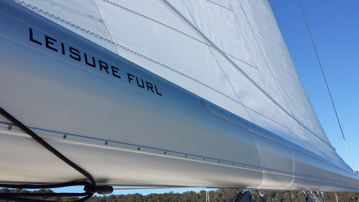 THE BUZZ ON IN-BOOM FURLERS FOR YACHTS - Windcraft