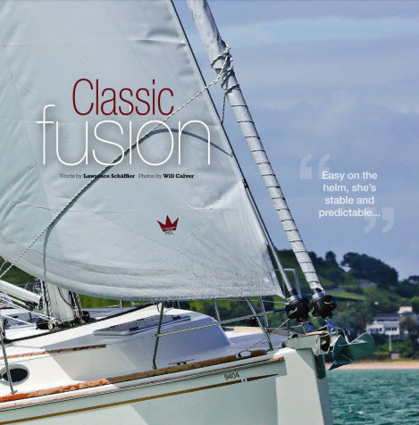 Boating New Zealand Review Moody 41 Classic