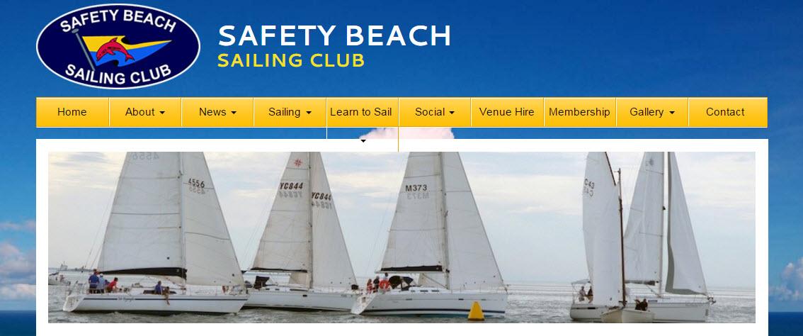 Safety Beach Sailing Club