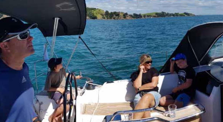 Boating New Zealand April 2018
