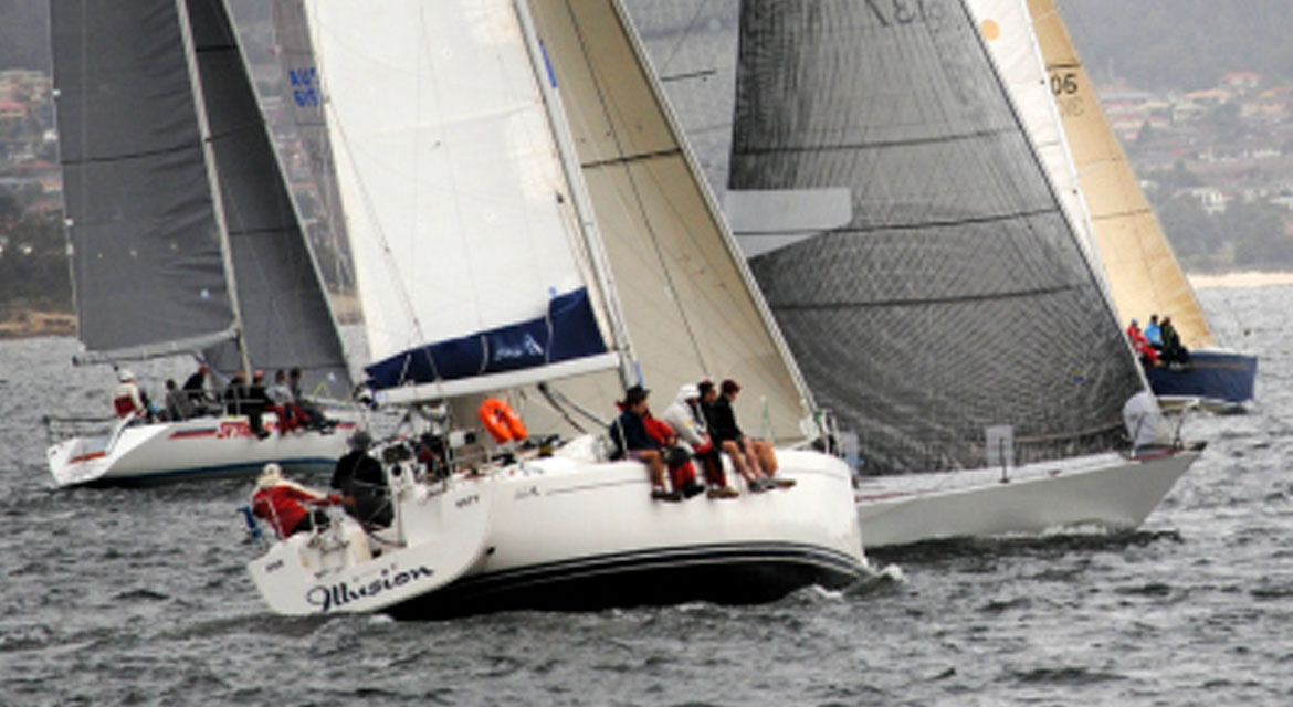 Hanse 400 Success in Tasmania